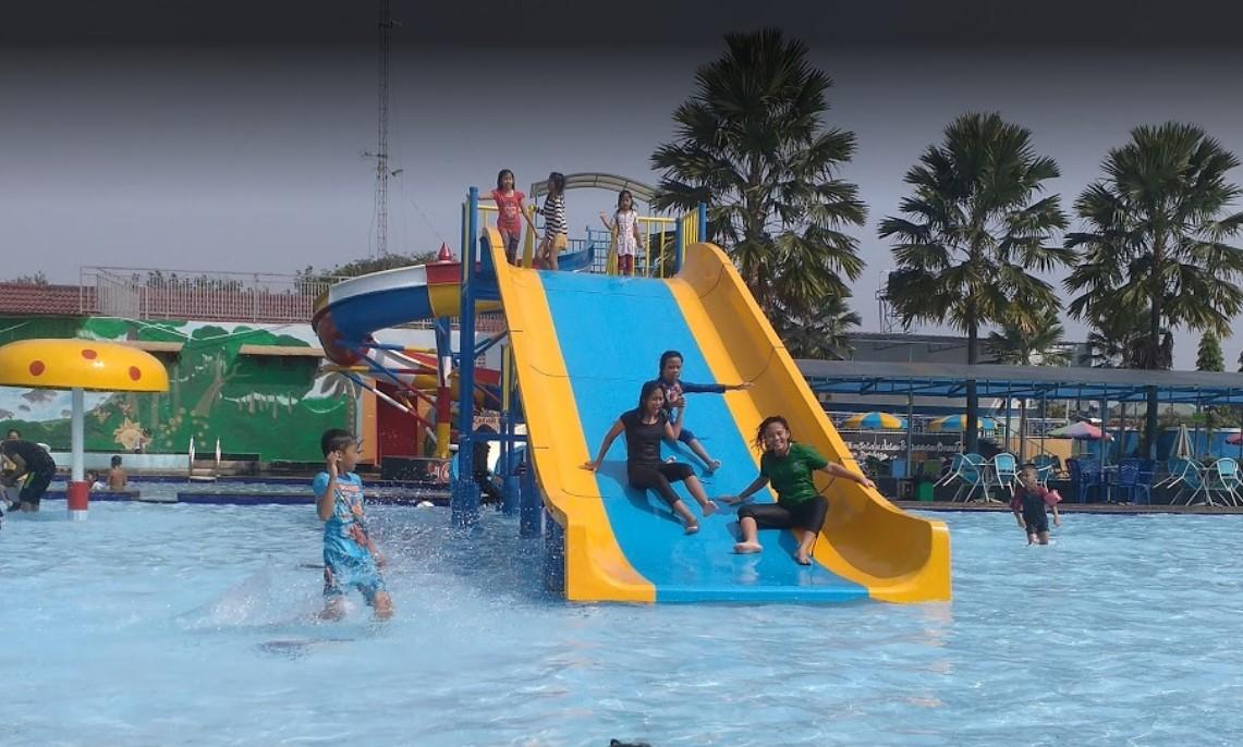 Waterpark Kranggan Bekasi